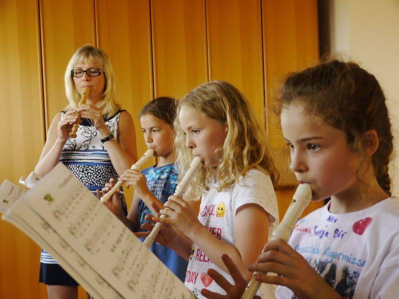 Blockflöten 2 + Siwy