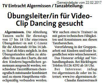2017_02_22_gemeindebote_uebungsleitersuche_tanzen
