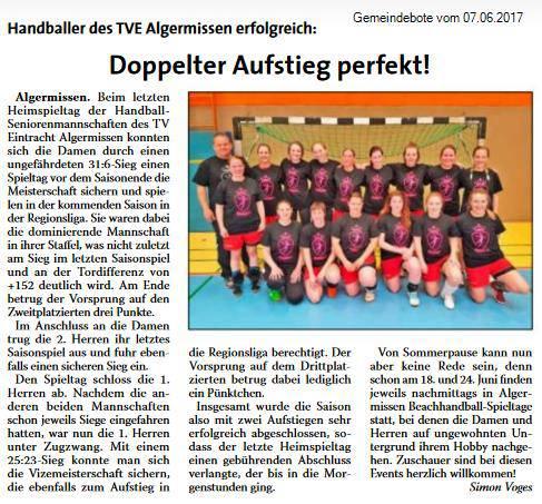 2017_06_07_gemeindebote_aufstieg_handballdamen